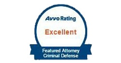 Avvo Excellent Review